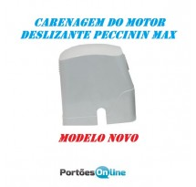CARENAGEM DO MOTOR DESLIZANTE PECCININ MAX ( NOVO )